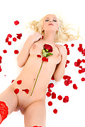 Estonika Be My Valentine istripper model