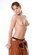 Lucie O Autumn delight istripper model