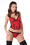 Eufrat Red splendor istripper model